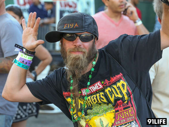 Fiya reigns at the High Times Cannabis Cup