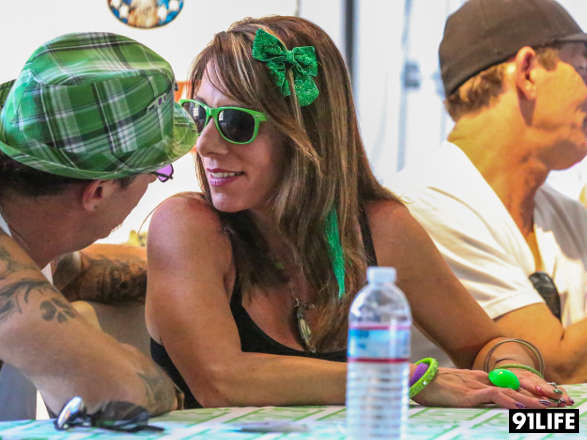 Subcool and MzJill speak at the High Times Cannabis Cup